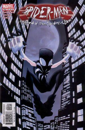 Spider-Man Legend of the Spider-Clan Vol 1 3