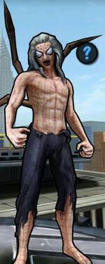Spider (Izumi) from Spider-Man Unlimited (video game) 0001