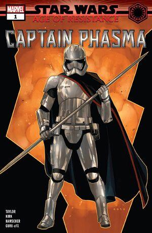 Star Wars Age of Resistance - Captain Phasma Vol 1 1