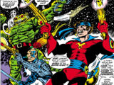 Starjammers (Earth-616)/Gallery