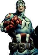 Steven Rogers (Earth-1610) from Ultimate Nightmare Vol 1 4
