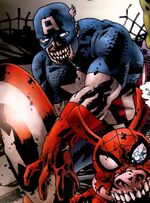 Steven Rogers (Earth-7044) from Ultimate Civil War Spider-Ham Vol 1 1 001