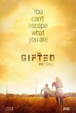 The Gifted (TV series) poster 001