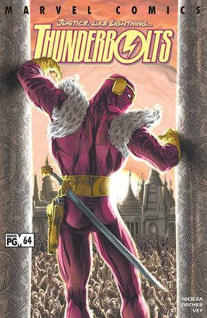 Thunderbolts Vol 1 64