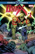 Timely Comics Drax Vol 1 1