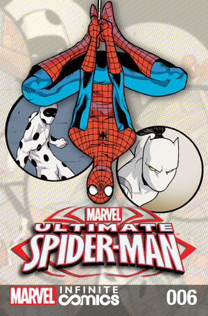 Ultimate Spider-Man Infinite Comic Vol 2 6