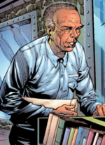 Vernon (Inmate) (Earth-616) from Spider-Man Doctor Octopus Negative Exposure Vol 1 1 001
