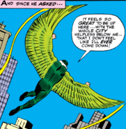 Vulture's Wings from Amazing Spider-Man Vol 1 49 001