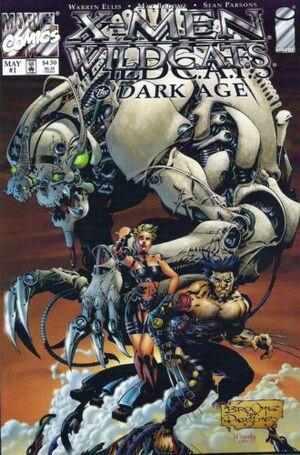 WildC.A.T.s X-Men Vol 1 The Dark Age