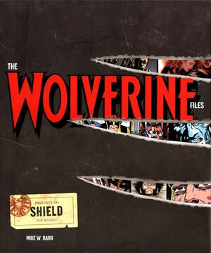 Wolverine Files Vol 1 1