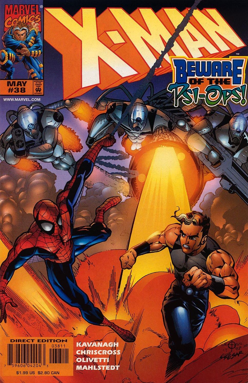 X-Man Vol 1 38