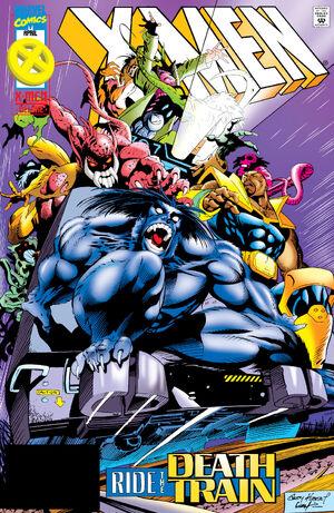 X-Men Vol 2 51