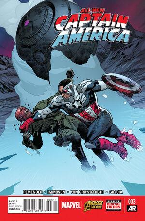 All-New Captain America Vol 1 3