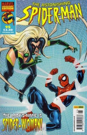 Astonishing Spider-Man Vol 1 95