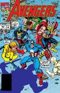 Avengers Vol 1 343