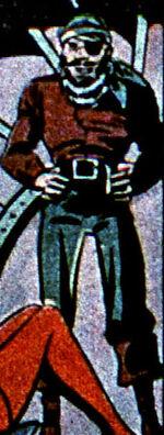 Blackbeard (Japanese Spy) (Earth-616) from Marvel Mystery Comics Vol 1 63 0001