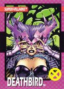 Cal'syee Neramani (Earth-616) from 1992 Impel X-Men (Trading Cards) 0001