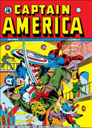 Captain America Comics Vol 1 18