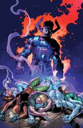 Cataclysm The Ultimates' Last Stand Vol 1 3 Textless