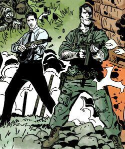 Central Intelligence Agency (Earth-200111) Fury Max Vol 1 1