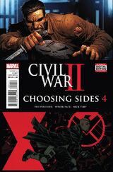 Civil War II: Choosing Sides Vol 1 4