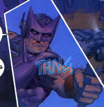 Clinton Barton (Earth-9511) from The Last Avengers Story Vol 1 2 0001