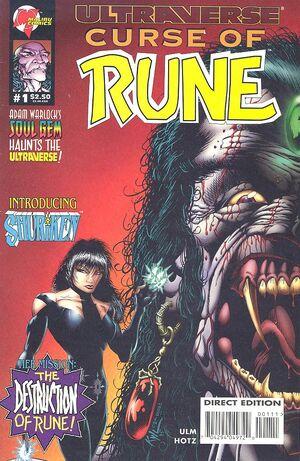 Curse of Rune Vol 1 1