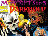 Darkhold: Pages from the Book of Sins Vol 1 1