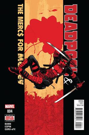 Deadpool & the Mercs for Money Vol 1 4