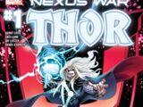 Fortnite X Marvel - Nexus War: Thor Vol 1 1