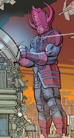 Galan (Earth-10071) from Avengers Vol 4 4 0001
