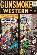 Gunsmoke Western Vol 1 54