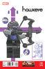 Hawkeye Vol 4 15 LEGO Variant