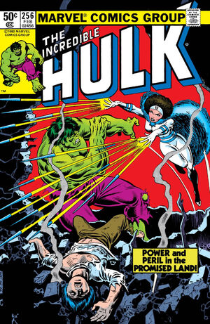 Incredible Hulk Vol 1 256