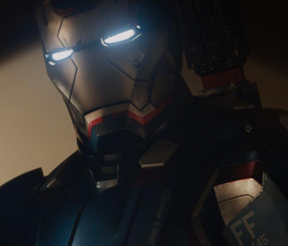 James Rhodes (Earth-199999) from Iron Man 3 (film) 004