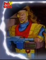 Malcolm (Earth-121893) from X-Men The Animated Series Season 4 1 001