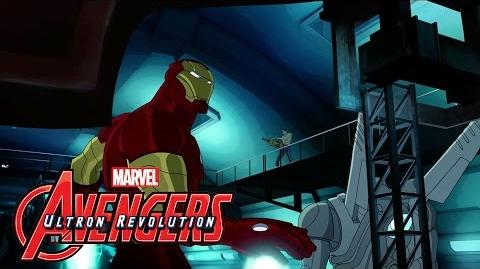 Marvel's Avengers Ultron Revolution Season 3, Ep