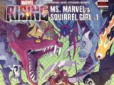 Marvel Rising: Ms. Marvel / Squirrel Girl Vol 1 1