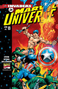 Marvel Universe Vol 1 1