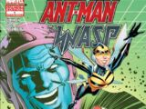 Marvel and Synchrony Present Ant-Man and the Wasp: Saving Time Vol 1 1