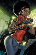 Mercedes Knight (Earth-616) from Heroes for Hire Vol 3 7 0001