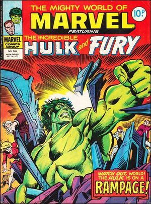 Mighty World of Marvel Vol 1 265