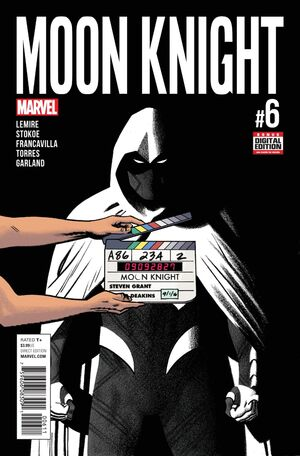 Moon Knight Vol 8 6