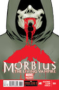 Morbius The Living Vampire Vol 2 4