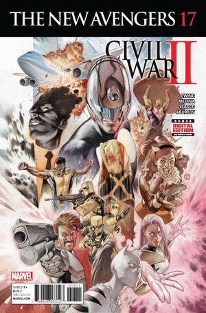New Avengers Vol 4 17