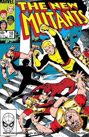 New Mutants Vol 1 10