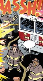 New York City Fire Department (Earth-TRN432) from Marvel Adventures Spider-Man Vol 2 10 0001