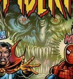 Nightmare (Earth-9411) Spectacular Spider-Man (UK) Vol 1 115