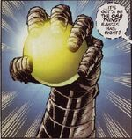Orb of Ra from Bloodstone Vol 1 3 0001