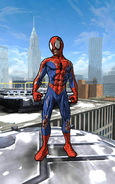 Peter Parker (Earth-TRN465) from Spider-Man (video game) 001